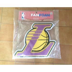 ウレタンサイン ウォールサイン レイカーズ 壁飾り ファンフォーム ロサンゼルス アメリカ雑貨 NBA インテリア|aseff