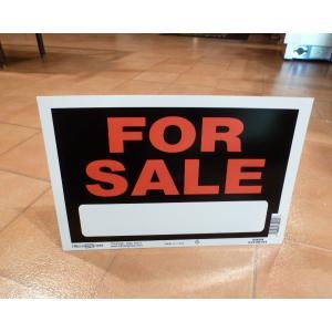 サイン プレート FOR SALE インテリア ガレージ アメリカ雑貨 ディスプレイ <ネコポス対応商品>|aseff