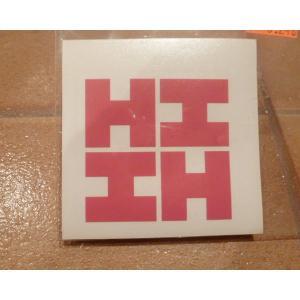 ハワイファイネスト ステッカー小 ピンク HDM USDM ステッカー ハワイアン 雑貨 <ネコポス対応商品> aseff