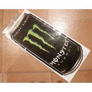 <ネコポス対応商品>Monster Energy モンスターエナジーステッカー M