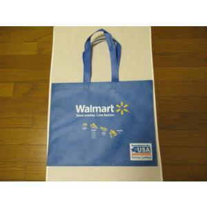 エコバッグ ウォルマート ハワイ限定 Walmart アメリカ雑貨 usdm hdm トートバック 北米 <ネコポス対応商品>|aseff