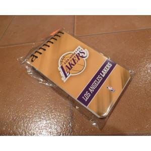 メモパッド レイカーズ LAKERS NBA アメフト メモ用紙 ハワイ アメリカ 雑貨 <ネコポス対応商品>|aseff