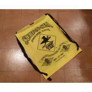 エコバッグ サーフアンドシー バッグ surf-n-sea X-ing ノースショア ハワイ アメリカ 雑貨 <ネコポス対応商品>|aseff