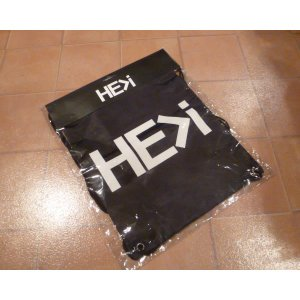 ナップザック  HE>i バック エコバッグ ヒーグレーターザンアイ ハワイアン雑貨 ノースショア aseff