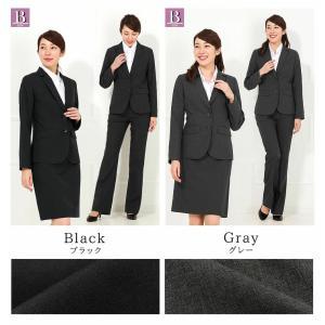 スーツ レディース リクルートスーツ 女性 パンツスーツ スカートスーツ 通勤 ビジネス 就活 面接 大きいサイズ 40代 試着 あすつく|ashblond|18