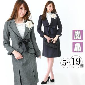 卒業式 服 母 卒園式 服装 ママ 入学式 スーツ セレモニ...