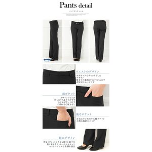 スーツ レディース リクルートスーツ 女性 パンツスーツ スカートスーツ 3点セット ストレッチ 通勤 就活 ビジネス 大きいサイズ 40代 試着 あすつく ashblond 14
