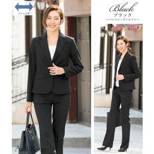 スーツ レディース リクルートスーツ 女性 パンツスーツ スカートスーツ 3点セット ストレッチ 通勤 就活 ビジネス 大きいサイズ 40代 試着 あすつく ashblond 05