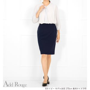 スカート 単品 レディース マーメイドスカート ストレッチ  フレア 洗える 通勤 オフィス 大きいサイズ 小さいサイズ スーツコーディネート|ashblond|15