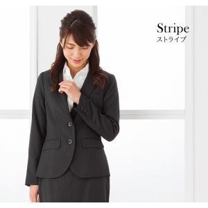 スーツ レディース リクルートスーツ 女性 スカートスーツ 2点セット オフィス 通勤 ビジネス 就活 面接 大きいサイズ 40代 試着 あすつく ashblond 16