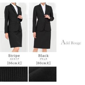スーツ レディース リクルートスーツ 女性 スカートスーツ 2点セット オフィス 通勤 ビジネス 就活 面接 大きいサイズ 40代 試着 あすつく ashblond 07