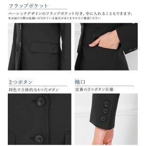 スーツ レディース リクルートスーツ 女性 スカートスーツ 2点セット オフィス 通勤 ビジネス 就活 面接 大きいサイズ 40代 試着 あすつく ashblond 10