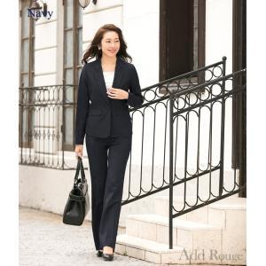 クーポン対象 スーツ レディース リクルートスーツ 女性 パンツスーツ 2点セット 通勤 ビジネス 就活 面接 大きいサイズ 小さいサイズ 40代 試着 あすつく|ashblond|02
