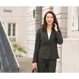 クーポン対象 スーツ レディース リクルートスーツ 女性 パンツスーツ 2点セット 通勤 ビジネス 就活 面接 大きいサイズ 小さいサイズ 40代 試着 あすつく|ashblond|04