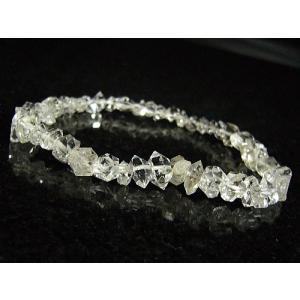 ★完売御礼★[良色:高品質]ハーキマーダイヤモンド/天然石パワーストーン/1点もの|ashiya-rutile
