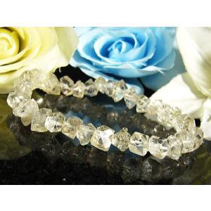 キマーダイヤモンド/天然石パワーストーン/1点もの|ashiya-rutile