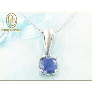 天然宝石サファイア/芦屋ダイヤモンド/ジュエリーネックレス|ashiya-rutile