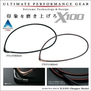 留め具に純チタン採用。 ブラックは優れた強度の「66ナイロン」、 ブラウンはレザータッチ素材を使用。...