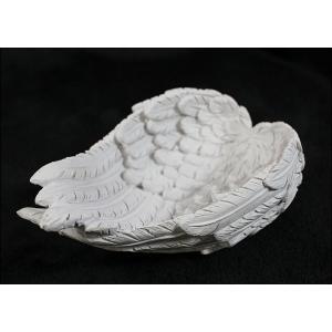 パワーストーンブレスレット浄化用の器「幸福を運ぶ天使の羽」 ashiya-rutile