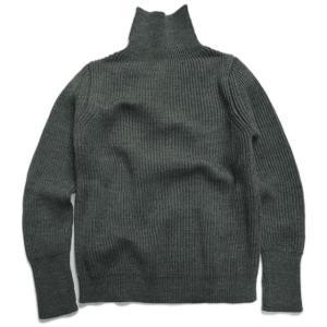 アンデルセンアンデルセン ニット ANDERSEN-ANDERSEN THE NAVY - TURTLE NECK Grey|ashoesselect
