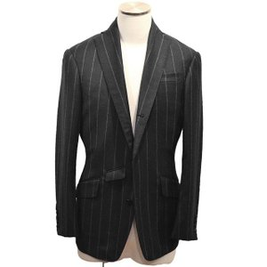 brusco,k(ブルスコ) antique jacket D1514  gray|ashoesselect