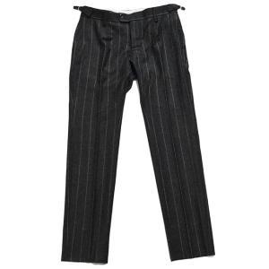 brusco,k(ブルスコ) antique trousers D1515  gray|ashoesselect