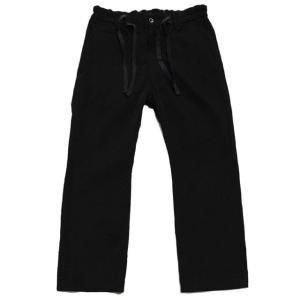 brusco,k(ブルスコ) wide trousers black|ashoesselect