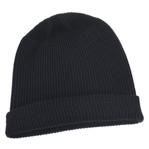 BUZZ RICKSON'S バズリクソンズ BLACK A-4 KNIT CAP (WILLAM GIBSON COLLECTION) BLACK BR02272|ashoesselect