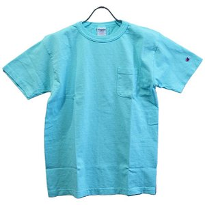 Champion チャンピオン MADE IN USA T-1011 US POCKET T-SHIRT 18SS C5-M304|ashoesselect