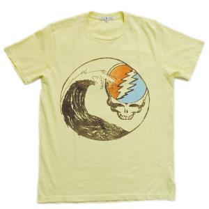 JUNK FOOD ジャンクフード ロックTシャツ バンドTシャツ Grateful Dead Wave ashoesselect