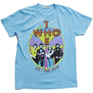 JUNK FOOD ジャンクフード The Who US Tour 1976 ashoesselect