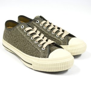 Nigel Cabourn ナイジェルケーボン スニーカー ARMY TRAINERS LOW TOP(MOONSTAR) DARK OLIVE 803500062005 ashoesselect