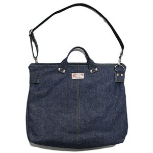 ONE-PIECE OF ROCK ワンピースオブロック HELMET BAG Large INDIGO