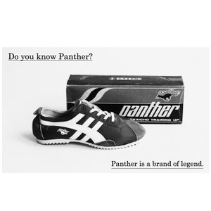 PANTHER パンサー PANTHER GT DELUXE NAVY YELLOW PTJ0010-1807|ashoesselect|03