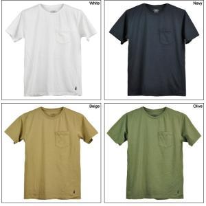 スタンダードカリフォルニア Tシャツ Standard California SD Peace Sign Pocket T Crew-Neck 16SS ashoesselect 02