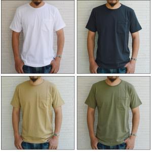 スタンダードカリフォルニア Tシャツ Standard California SD Peace Sign Pocket T Crew-Neck 16SS ashoesselect 03