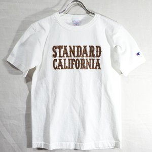 スタンダードカリフォルニア Standard California CHAMPION×SD T1011 18SS|ashoesselect
