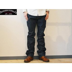 Stevenson Overall Co.(スティーブンソンオーバーオール)Upland-717(SLIM FIT)|ashoesselect
