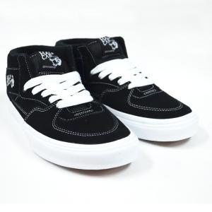 VANS スニーカー ハーフキャブ バンズ HALF CAB Black/White Lifestyle VN000DZ3BLK|ashoesselect
