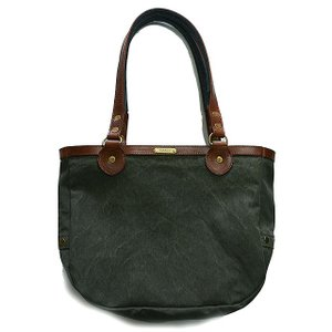 Vasco ヴァスコ CANVAS×LEATHER POSTMAN TOTE BAG(ASHOES別注) OLIVE|ashoesselect