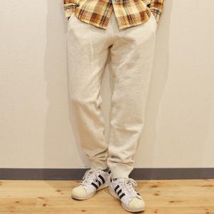 ベルバシーン スウェットパンツ 10oz VIPER SWEAT PANTS(MADE IN U.S.A.) OATMEAL Velva Sheen|ashoesselect