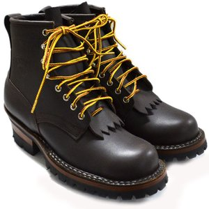 WHITE'S BOOTS ホワイツブーツ 6' SMOKE JUMPER BROWN ashoesselect