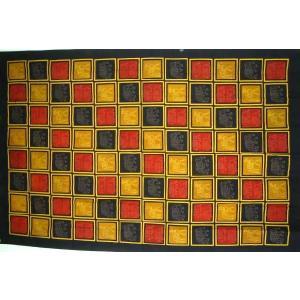 ぞうとらくだのベッドカバー(145×225cm) /BC-BHP-5003|asian-dream-net