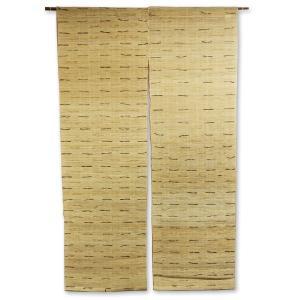 麻のれん / 和風・洋風 / ナチュラルカラー / 90cm x 150cm / C-JN-308|asian-dream-net