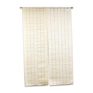 麻のれん / 和風・洋風 / ナチュラルカラー / 90cm x 150cm / C-JN-R18|asian-dream-net