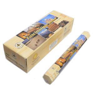 Sital Fascinating India (シタル ファサネイティングインディア) / Amber Atromatics社の六角スティックお香6本セット!|asian-dream-net