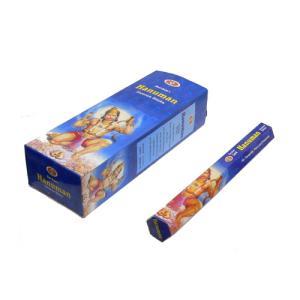 DARSHAN Hanuman (ダルシャン ハヌマン) / DARSHANの六角スティックお香6本セット!|asian-dream-net