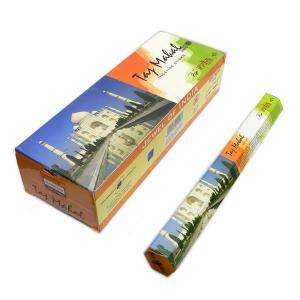 DARSHAN Taj Mahal (ダルシャン タージ・マハル) / DARSHANの六角スティックお香6本セット!|asian-dream-net