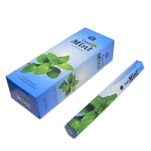 GR Cool Mint (ジーアール クールミント) / GRの六角スティックお香6本セット!|asian-dream-net