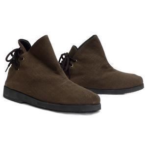 一度履いたら病みつきの履き心地で靴擦れなし。ハンドメイドショートブーツ! / T-SH-0012|asian-dream-net